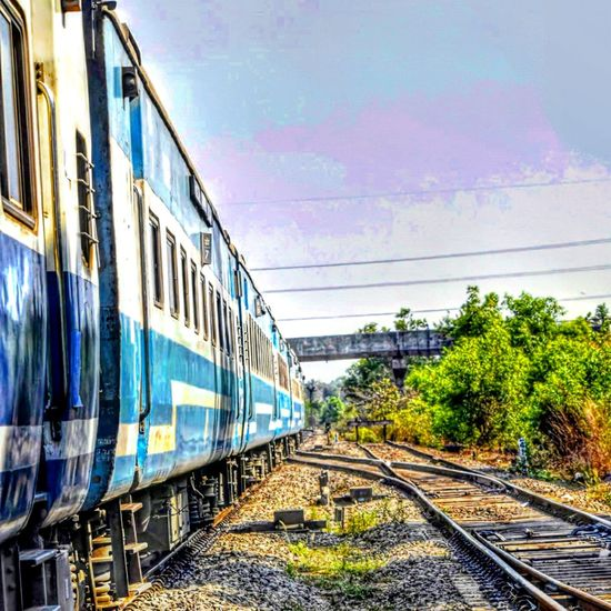 Indianrailways Konkanrailways Railroad Track Rail Transportation Transportation Goa