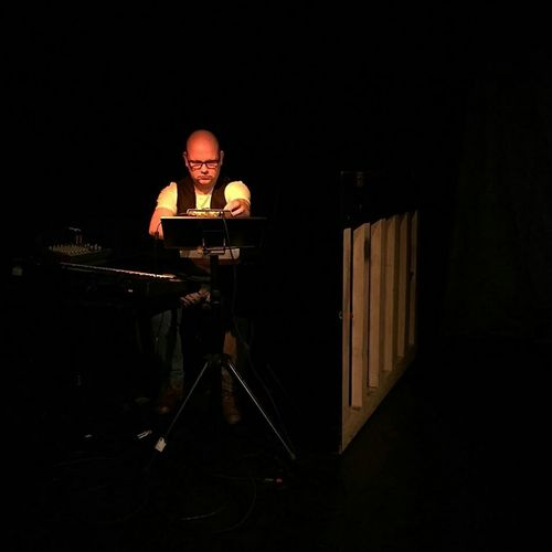 Me on stage LiveOnStage Playing Piano Concert Photography