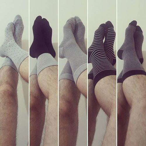A new collection of Socks 👣 Corap 👣 Feet Legs Ayak Fetsh FeetLover Grey Black Gri Siyah H &M Home Instalike Instalegs Instafeet Instafetsh Instadaily Sexyfeet Feetfetishes Tagsforlikes Like4like Tagstagram Igers Istanbul beylikdüzü