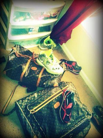 Nike & Lv