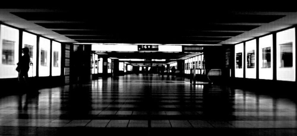 Public Transportation Blackandwhite Black & White Light And Shadow Darkness And Light EyeEm Best Shots Notes From The Underground Eye4black&white  Monochrome Urban Geometry