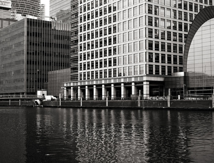 Canary Wharf /