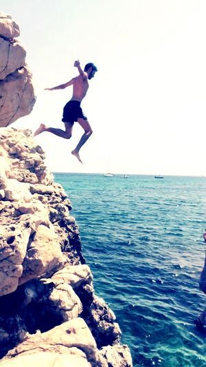 Fearless Sea Frenchriviera Bigjump Flying Summerending