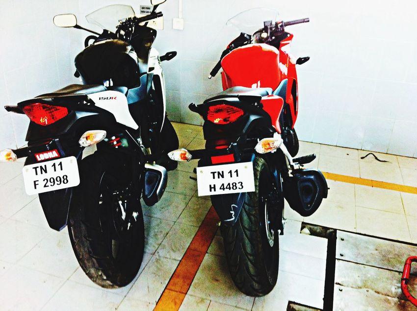 Bike Honda Cbr