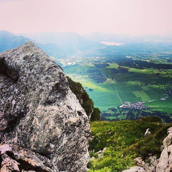 Berge Allgäu Grünten Wandern Schön
