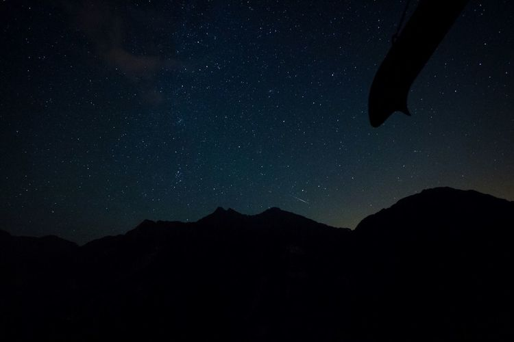 Gressoney Saint-jean Perseid Meteor Shower Nightphotography Milkywaygalaxy Meteor Shower EyeEm Italy Bellissima nottata!