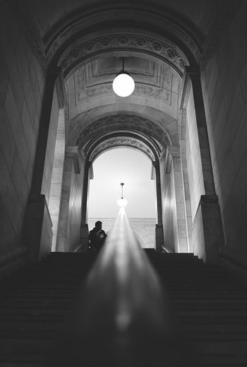 Step up The Way Forward NYC Photography New York Public Library New York City NYC Manhattan Blackandwhite Monochrome Photography Monochrome Slihouettes Leica SL Photography