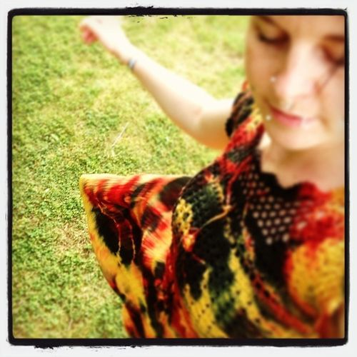 Dancing in the sunshine :)