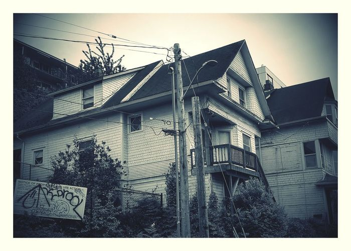 Remnants of the Oldhill Seattle Walking Around Cutty Spots Interesting Check This Out Capitol Hill