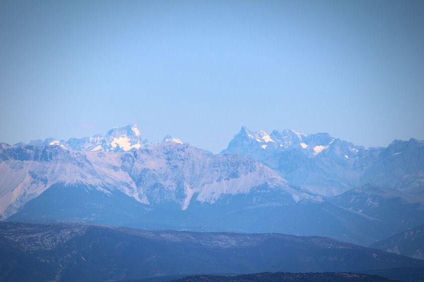 Mountain Snow Blue Sky Nature Outdoors Beauty In Nature Paysage Montagnes Mont Ventoux Beauty Beauty In Nature Nature