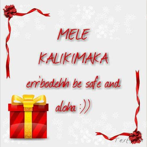 be safe live aloha