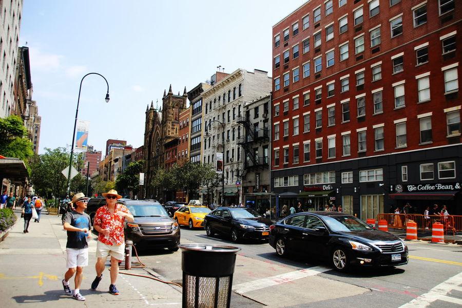 New York Chelsea Chelsea Market Streetphotography Snapshot Building Old Buildings