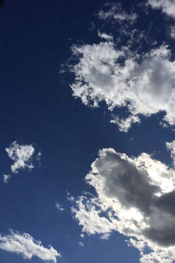 Blue Wave Sky