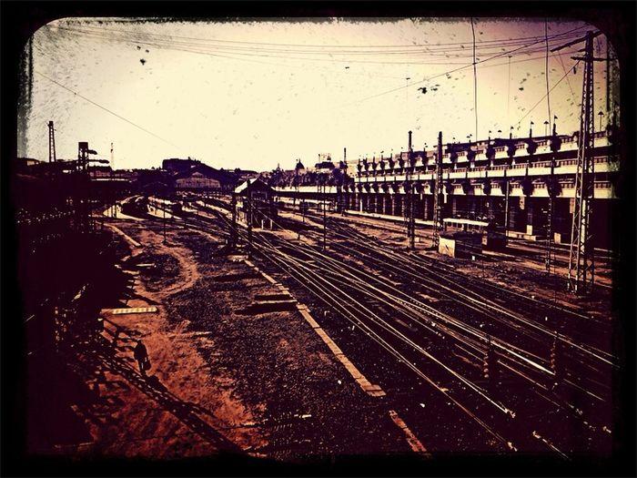 railwaystation Budapest
