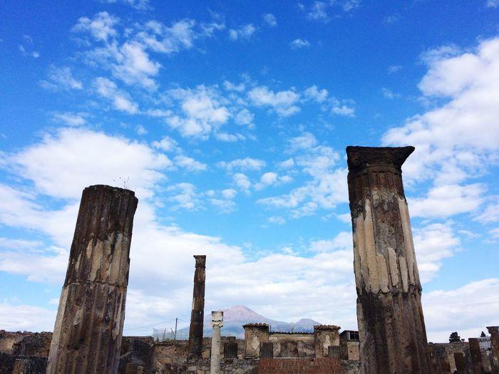 Pompeji Pompeii  Pompeji Italy Vulcano Taking Photos Photography Architecture Antique Taking Photos Traveling