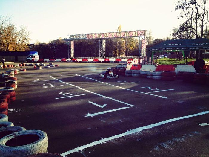 Donetsk Karting Gopro Gopro Shots