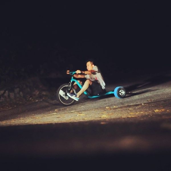 Eksyen ja lebih. Trikebike Jugra