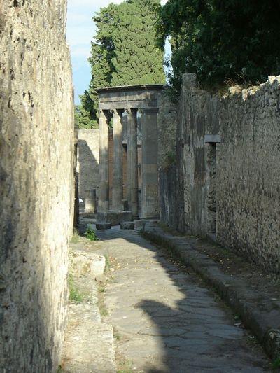 The Way Forward Roman Street The Past Travel Ancient Ancient History Pompei Scavi Pompeii Ruins Archeological Site Romans ArcheologicSite Archeology