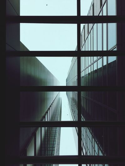 Architecture Built Structure Building No People Window Building Exterior Glass - Material Low Angle View