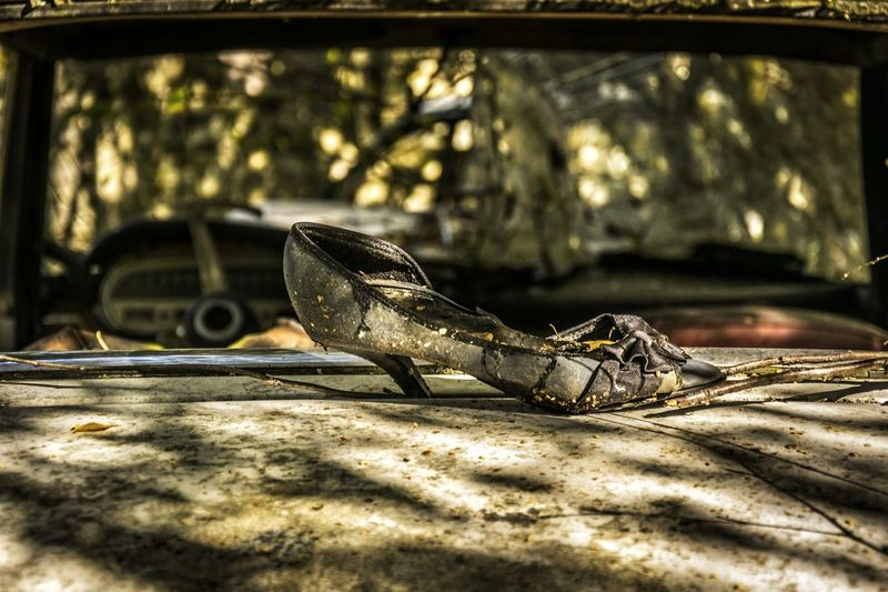 Shoes and Cars