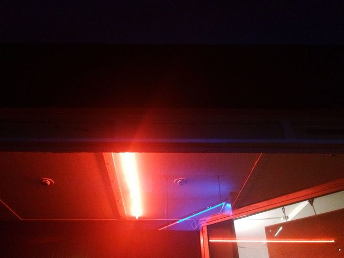 Night Lights All The Neon Lights Architectural Detail Backgrounds Background Doors Entrance Gate Neon Lights Neon Cealing