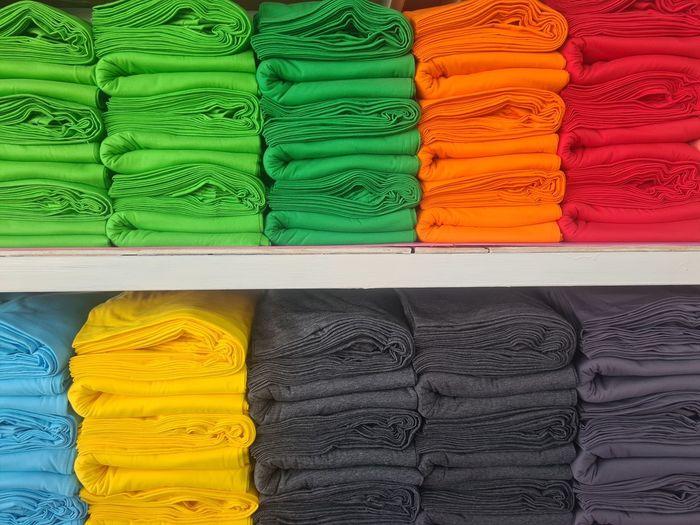 Full frame shot of multi colored for sale