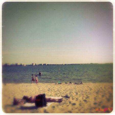 Life is the beach! Being A Beach Bum Enjoying The Sun Mikefl99 Taking Photos