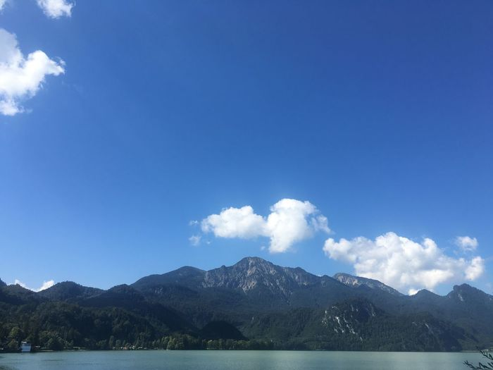 Lake Kochelsee Lakeview Lakeside Bavaria Blue Sky Sunny Day Travel Destinations Mountains Mountain Lake Landscape_Collection Landscape_photography Landscape Bavarian Landscape Bayern Bayern Germany Oberbayern Upper Bavaria Landschaft Landscape Photography No Edit/no Filter No Filter IPhoneography