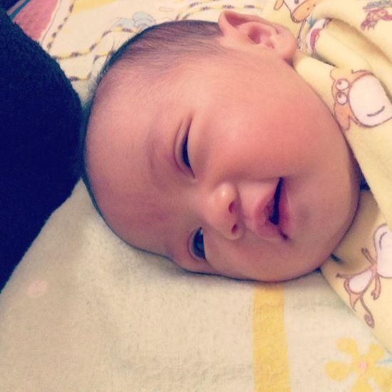 New born Theona...