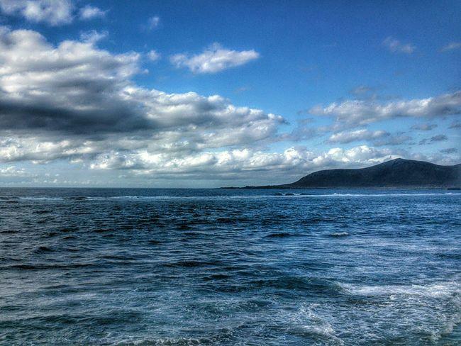 La isleta Laspalmasdegrancanaria Somosfelices EyeEm Nature Lover Blue Ocean Gran Canaria Quesuerteviviraqui Canary Islands Movilgrafias Enjoying Life EyeEmBestPics