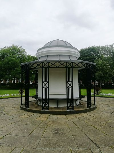 The Garden Shed, John Foster Architecture Dome Cloud - Sky Park Life Outdoors No People Built Structure Sky Listed Building