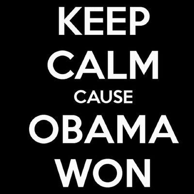 Keepcalm Obama Instagood Election2012