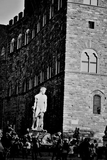 Il David Michelangelo Italy Florence