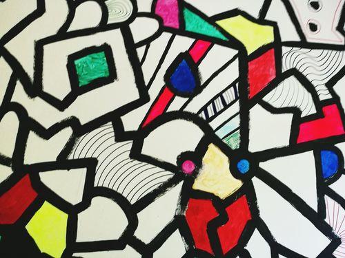 Art ArtWork Arthomework Wallpainting Wallpaint Wall Arte