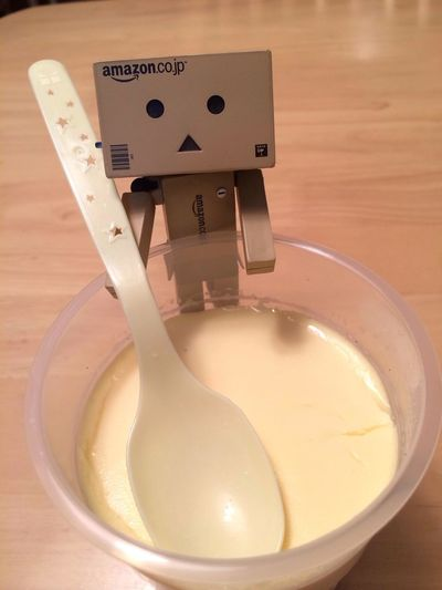 Danbo ダンボー Pudding プリン