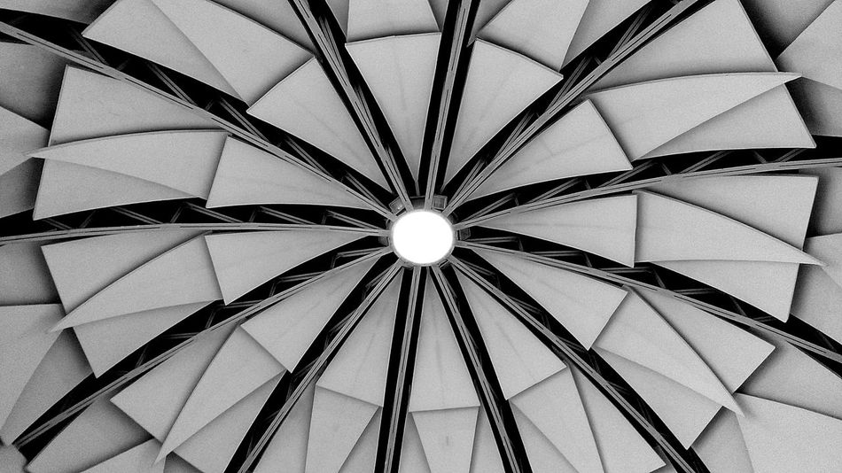 Pattern Indoors  Architecture Ceiling Ceiling Architecture Check This Out No People Mobilephotography Blackandwhite EyeEm Gallery EyeemPhilippines Eyeemcagayandeoro EyeEmCDO Lines And Angles Curves And Shapes