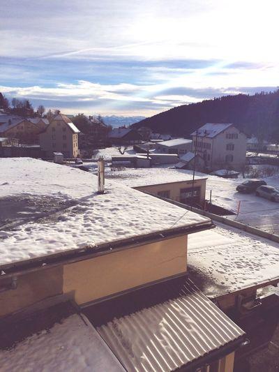 Frozen. Santacruz Snow Day ❄️