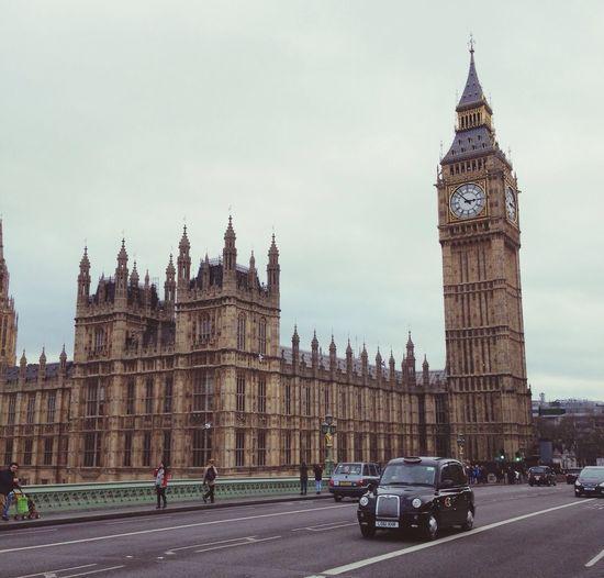 Big Ben London Traveling