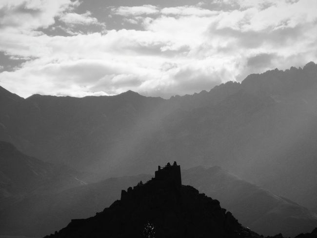 Architecture Mountain Travel Destinations Silhouette Ancient Sky Built Structure No People Outdoors Building Exterior Ancient Civilization Day Nature Politics And Government Silhouette Silhouette_collection Silhoutte Photography Silhouette And Sky Silhouette Collection