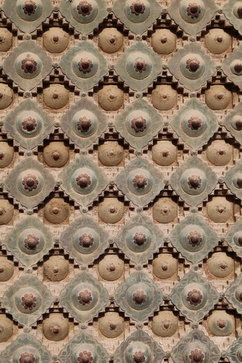 Full frame shot of patterned pattern