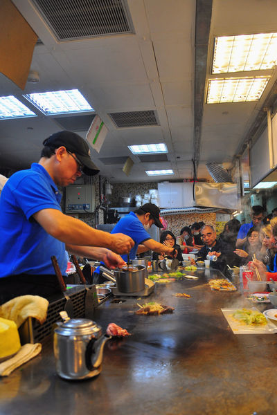 Cooking Dinner Dinner Time Food Making Night Market Restaurant Staff My Favorite Place