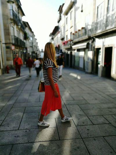 Paseando por Braga..💁