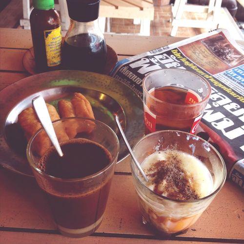 My breakfast. Coffee Breakfast Enjoying Life Urban Exploring