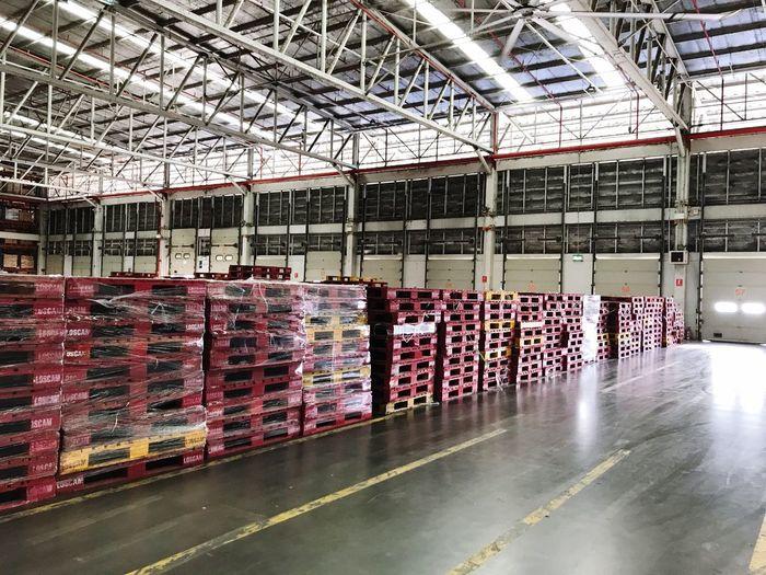 warehouse pallet Warehouse Factory Distribution Warehouse Transportation Mode Of Transport