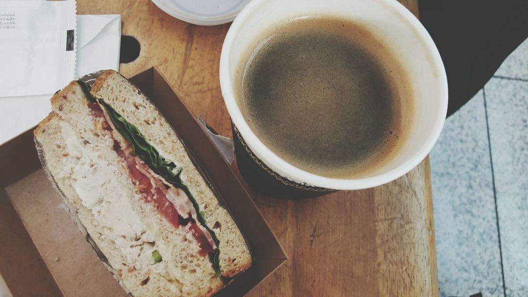 흐흐흣 Americano Sandwich