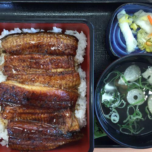 うな重 Japanese Food Unagi Don Foodporn