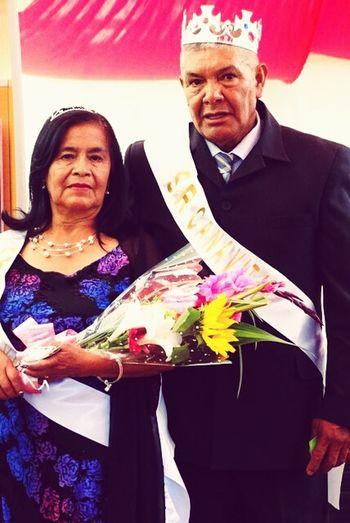 RePicture Ageing mis padres como rey y reina del adulto mayor