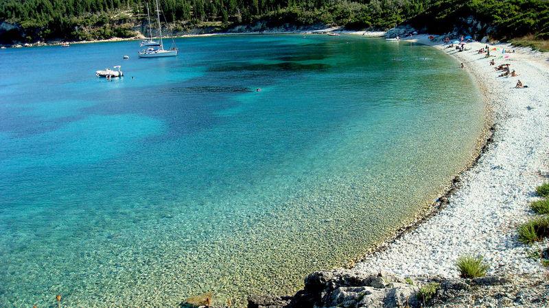 Beach Exploring Greece Outdoors Paxos Sea Summer Vacation Vacations Water