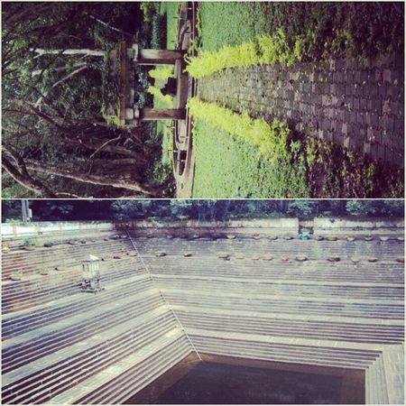 Historical Nandi Watertank Nandihills