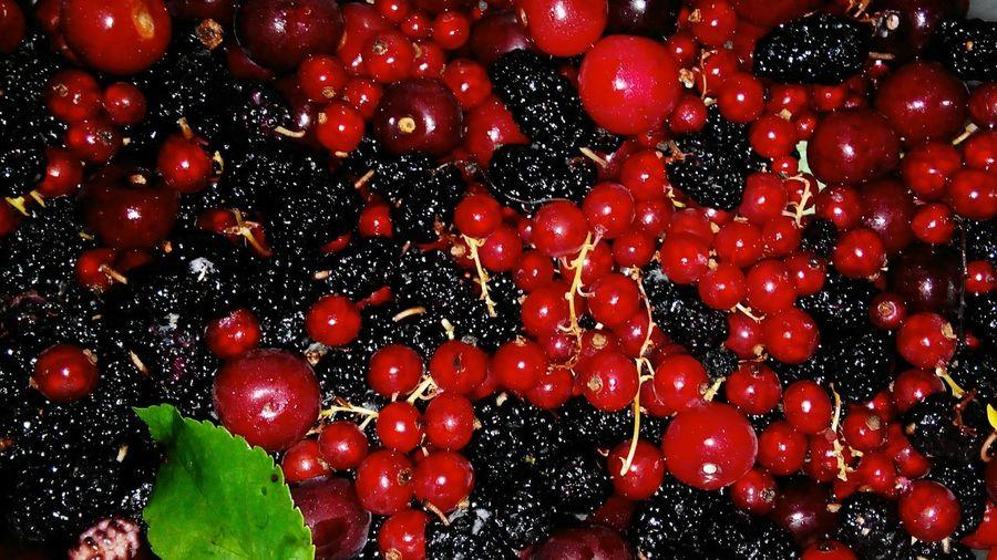 ягоды люблюягоды Cherry Summer лето омномном